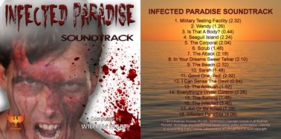 Infected Paradise Soundtrack